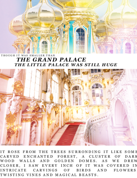 shadow and bone little palace
