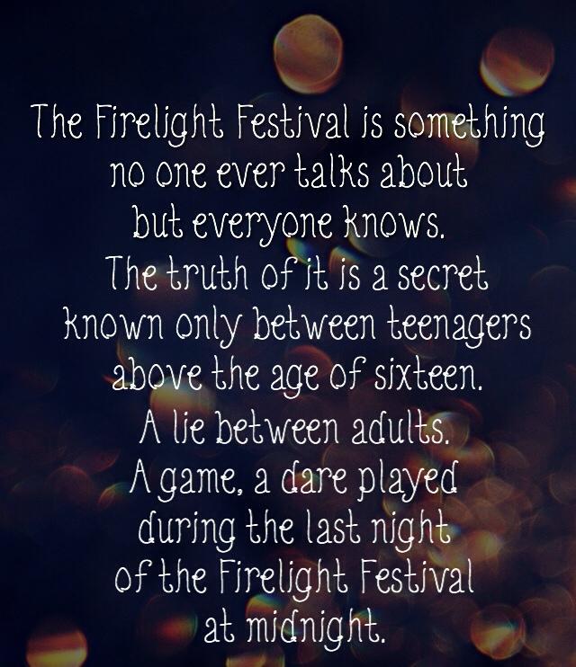 the firelight festival