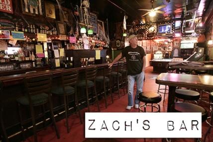 zachs bar