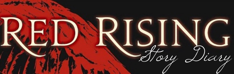red rising story diary