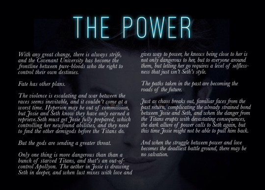 the power 1