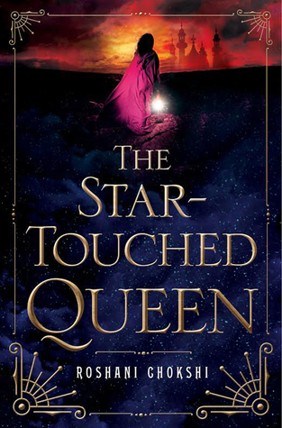 the star touched queen roshani chokshi griffin teen