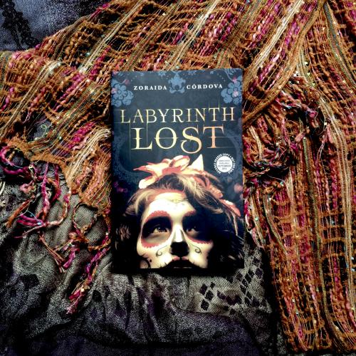 labyrinth lost bookstagram